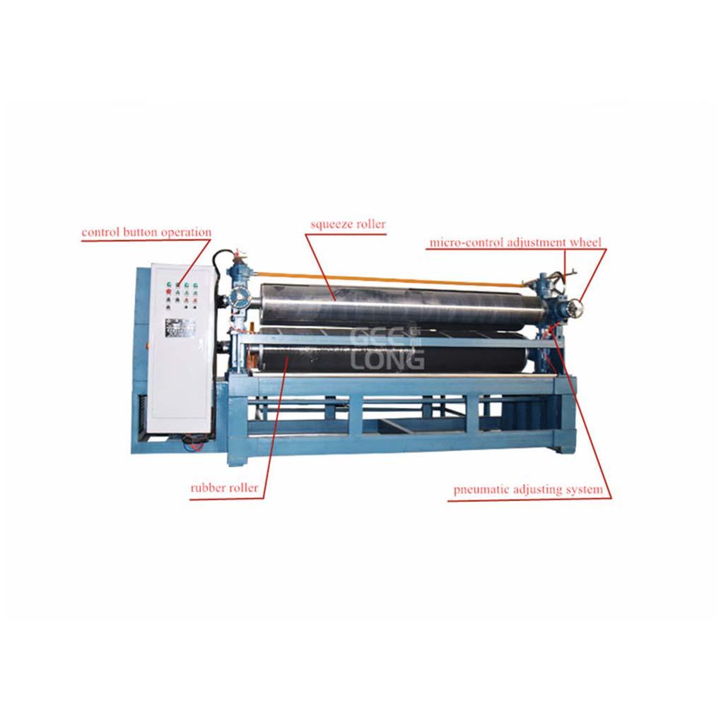 Glue Spreader Machine